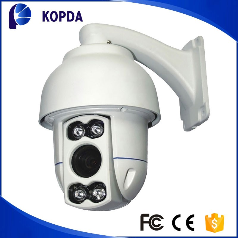 10X optical zoom 1.3mp high speed dome camera 960p ip ptz camera