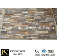 High Grade natural decorative slate culture stone buyer price