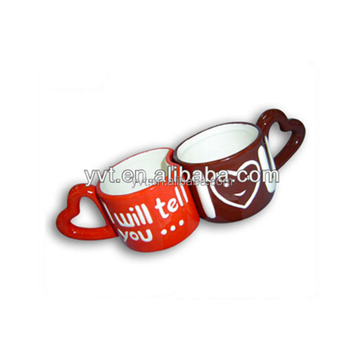 Ceramic Couple Mug Cup