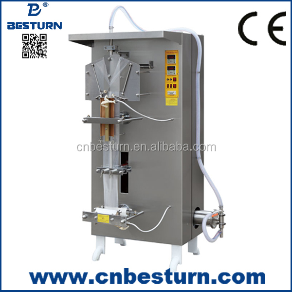 Automatic Liquid Pouch Packing Machine, Juice Pouch Packing Machine,Plastic bag water Packaging Machine