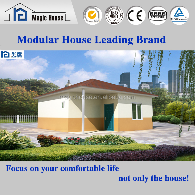 The newest modern prefabricated beach villa/home / luxury prefab house/container houses