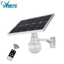 6w 9w 12w outside light solar garden outdoor standing lamps for garden