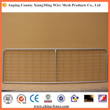 Wire and Tubes Galvanized Farm Gate