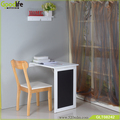 OEM/ODM Children furniture wall mount foldable study table or dining table