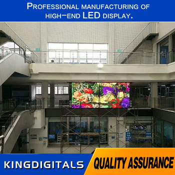 Professional Manufacturer P3 Full Color Outdoor Led Display Screens