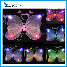 Party Decoration LED Butterfly Wings LED Fairy Costume