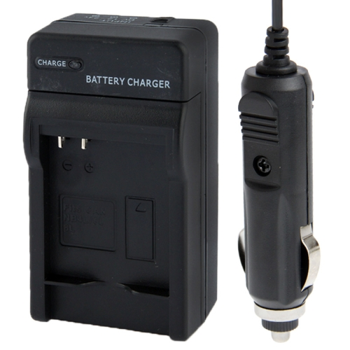 Cheap 2 in 1 Digital Camera Battery Charger for Canon NB-4L / NB-6L / NB-8L