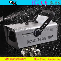 American DJ Snow Flurry Snow Effect Snow Making Machine