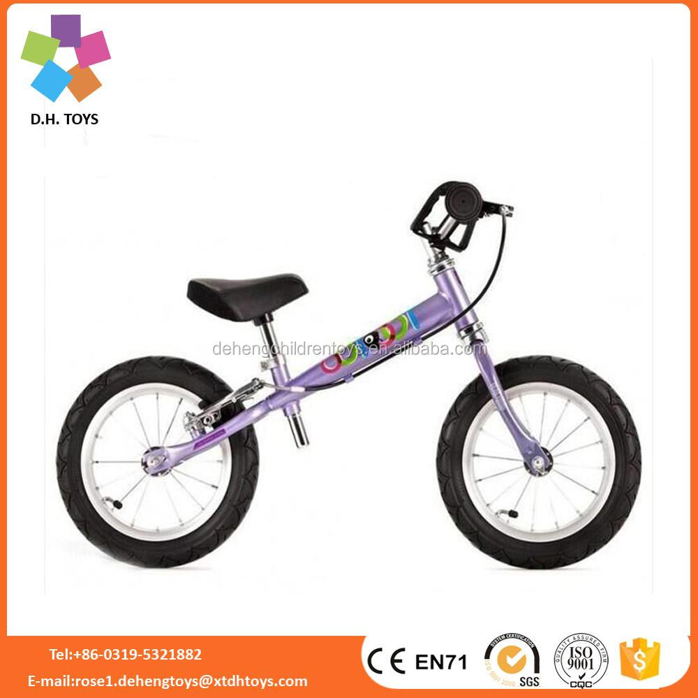 China best children balance bike /push balance bike for toddlers / 12 inch balance cycle for 2 years old