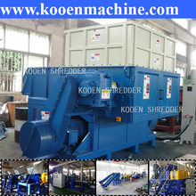 food package shredder cutting machine