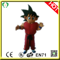 HI CE high quality new cool dragon ball costumes for adults for sale