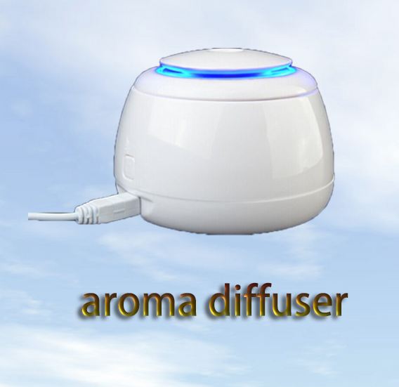 Trade Assurance Purify Air USB Humidifier Aromatherapy Aroma Diffuser