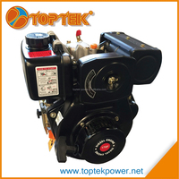 Air-cooled,4 stroke,vertical,single-cylinder,direct injection combustion 4hp diesel engine