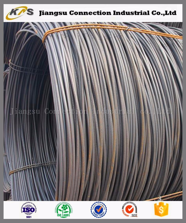 Tianjin professional production line low price spring steel wire rod for mattress