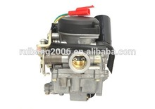 GY6-50 Carburetor 4stroke 50cc Qingqi 139QMB 19mm Scooter CVK Keihin Carburetor