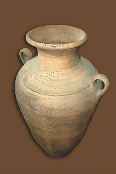 AFRICAN CLAY - CERAMIC POTS