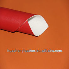 (H1521) bonded leather for bag material bag leather 2013