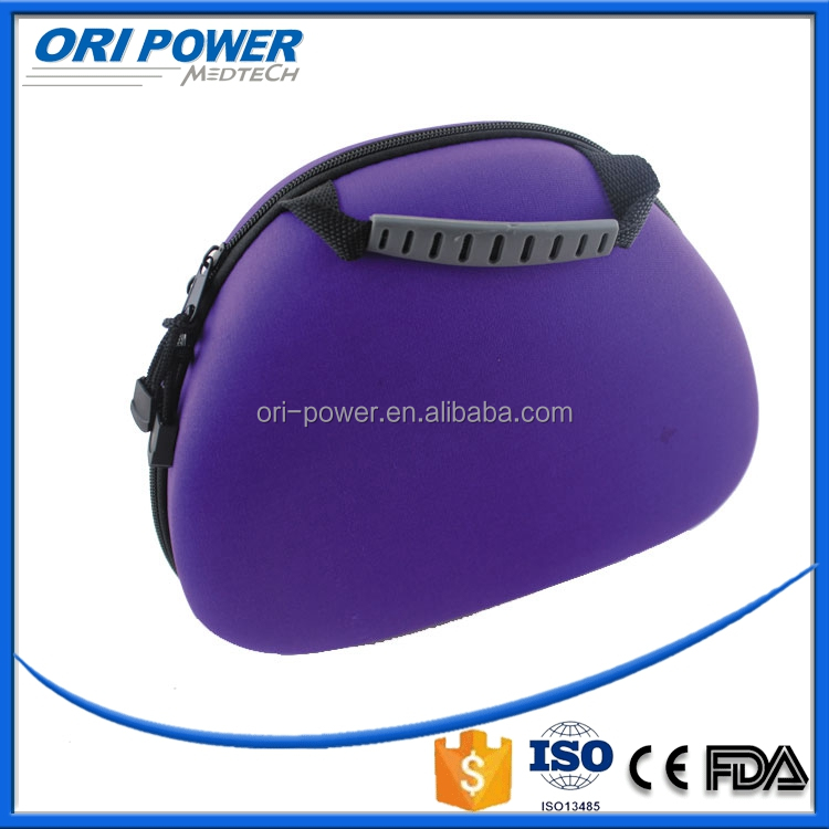 OP CE FDA ISO handing purple EVA automobile first aid kit