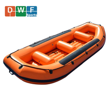 River Sport Whitewater Kayak Inflatable Life Rafting Boat with PVC Material