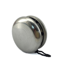 New stainless steel promotion toys professional aluminum classic metal <strong>yoyo</strong>