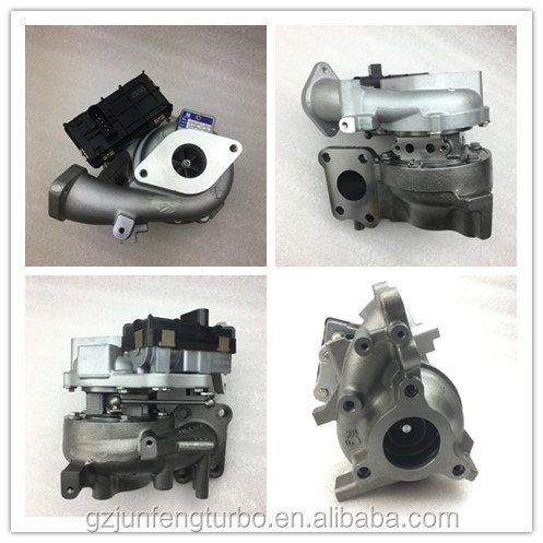 engine auto part brand-new turbo 144113XN1A 14411-3XN1A 53039880268 BV40 turbocharger for nissan car