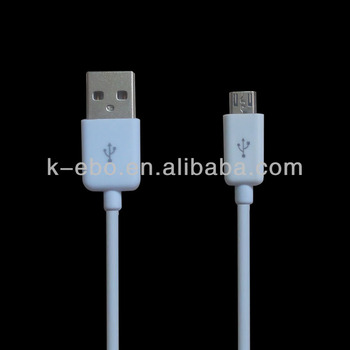Micro USB Cable for Data transfer and Charging oem good quality