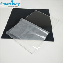 acrylic plastic frosted panel