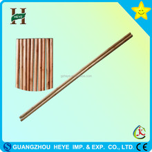 2015 wood varnish paint wooden broom handle/mop stick/wood pole