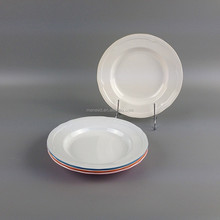 Cheap dinnerware plastic food container wholesale dinner plates for weddings