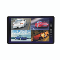 HD 9 inches Quad rearview monitor