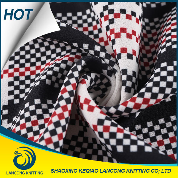 2016 LANCONG stretch crochet fabric, inflatable fabric, clothing fabric