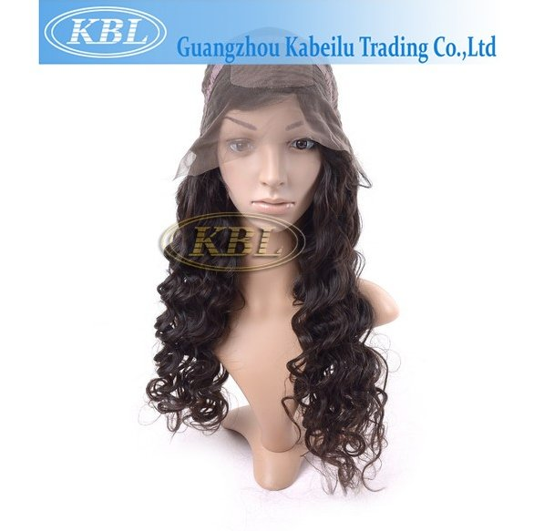 Wholesales high quality unprocessed virgin human peruvian hair lace front wig,braided human hair wigs