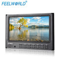 "Camera 5D II Mode 7"" Portable LCD Broadcast 1024*600 IPS Panel HDMI Monitor with 1080p Full HD Video Quality"