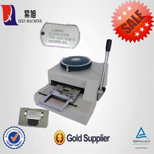 Cheap New Manual Hand Embossing Number Plate Press Machine