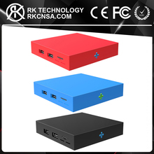 RK Firmware Update Amlogic S905X X96 Android 6.0 TV Box KODI 17.3 Pre-installed S905X Quad Core