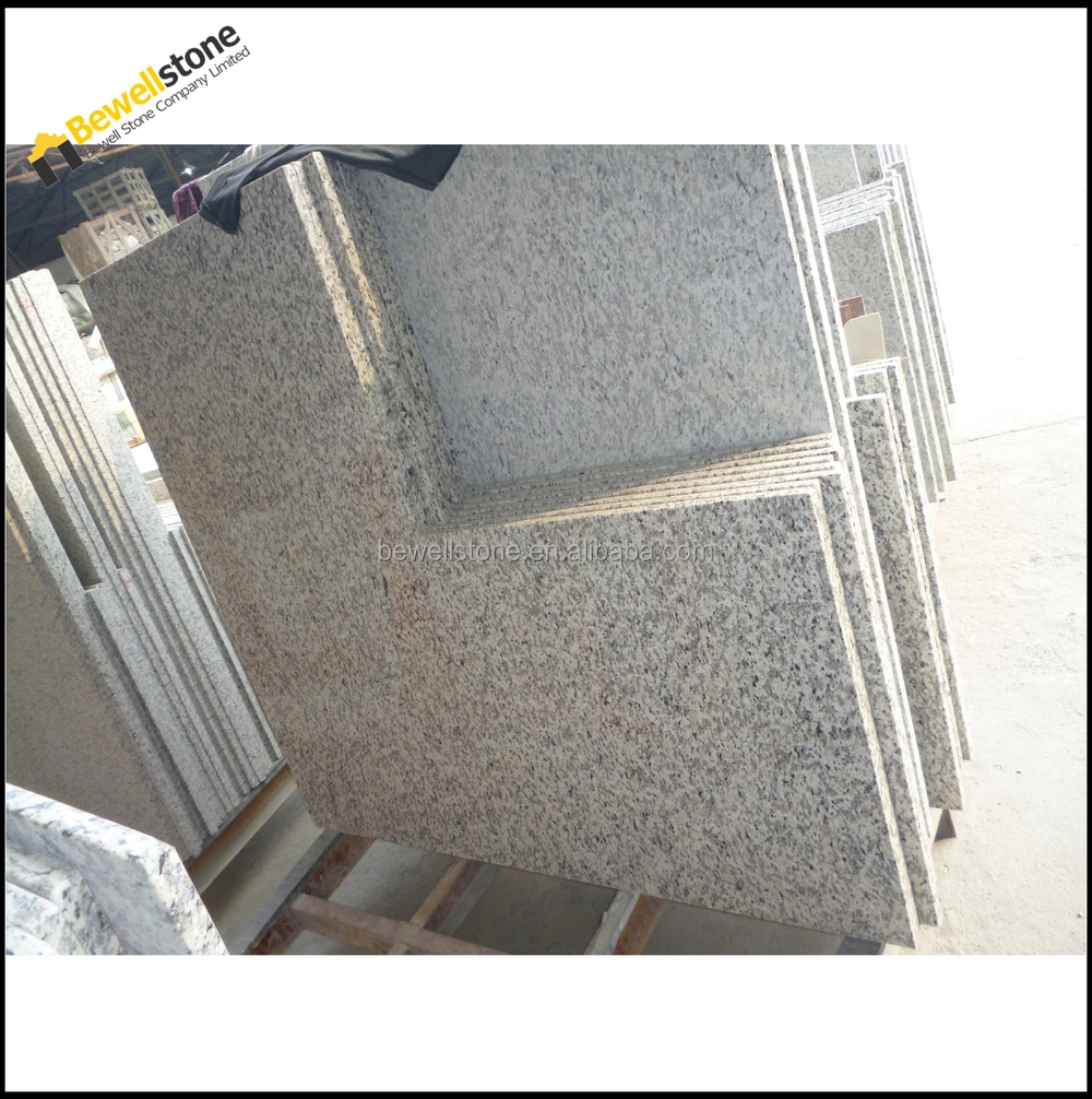 Chinese Domestic Granite Tiger Skin White Granite Pre Cut Cheap Granite Table Top
