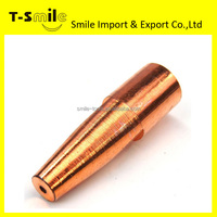 High Quality Copper Gas Cutting Tips Gas Cutting Nozzle Size