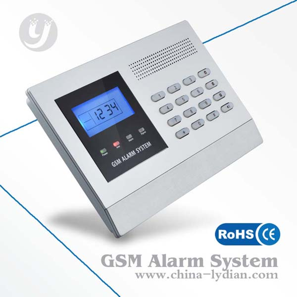 china low cost wireless gsm sms alarm system