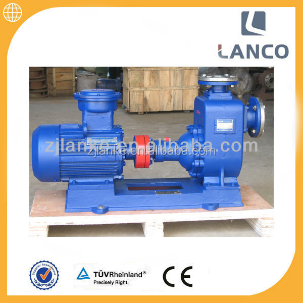 Lanco brand CYZ-A Series Centrifugal electric powerful pump used fuel dispenser for sale