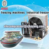 Freezing machines industrail freezer for Portable Cooling Systems Miniature Refrigeration Thermally Controlled Shipping Cont