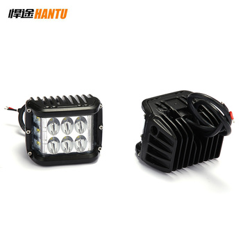 waterproof spot flood led work light bar