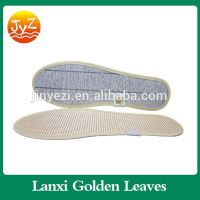 High quality factory sell Soft Anti-odor massage insole full length soft you poron insole