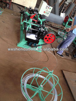 C-X76 Barbed wire netting machine(MANUFACTURER)