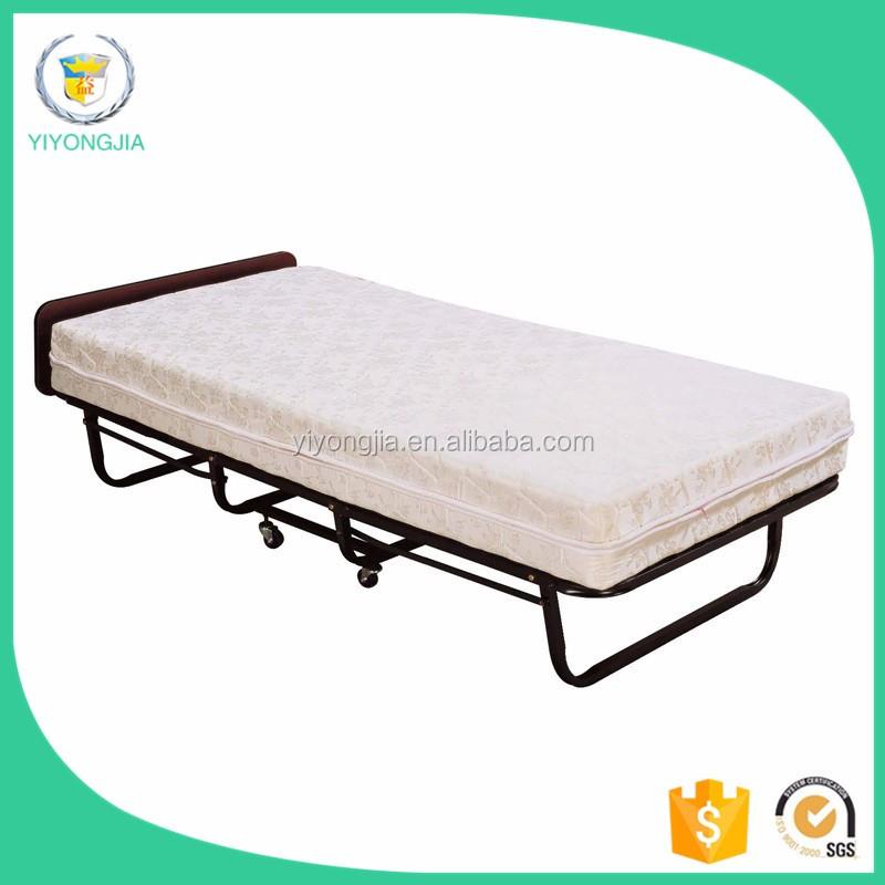 dobr vel cama de solteiro cama de ferro dobr vel dobr vel colch o da cama cama dobr vel de metal. Black Bedroom Furniture Sets. Home Design Ideas