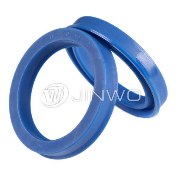 Hydraulic oil seal for heavy truck excavator