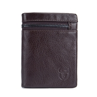 Leather Durable Wallet Factory Outlet Cheap Wallet