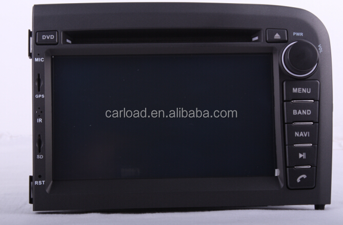 Touch screen car dvd player car dvd for Volvo S80 1998-2006 car dvd gps navigation with