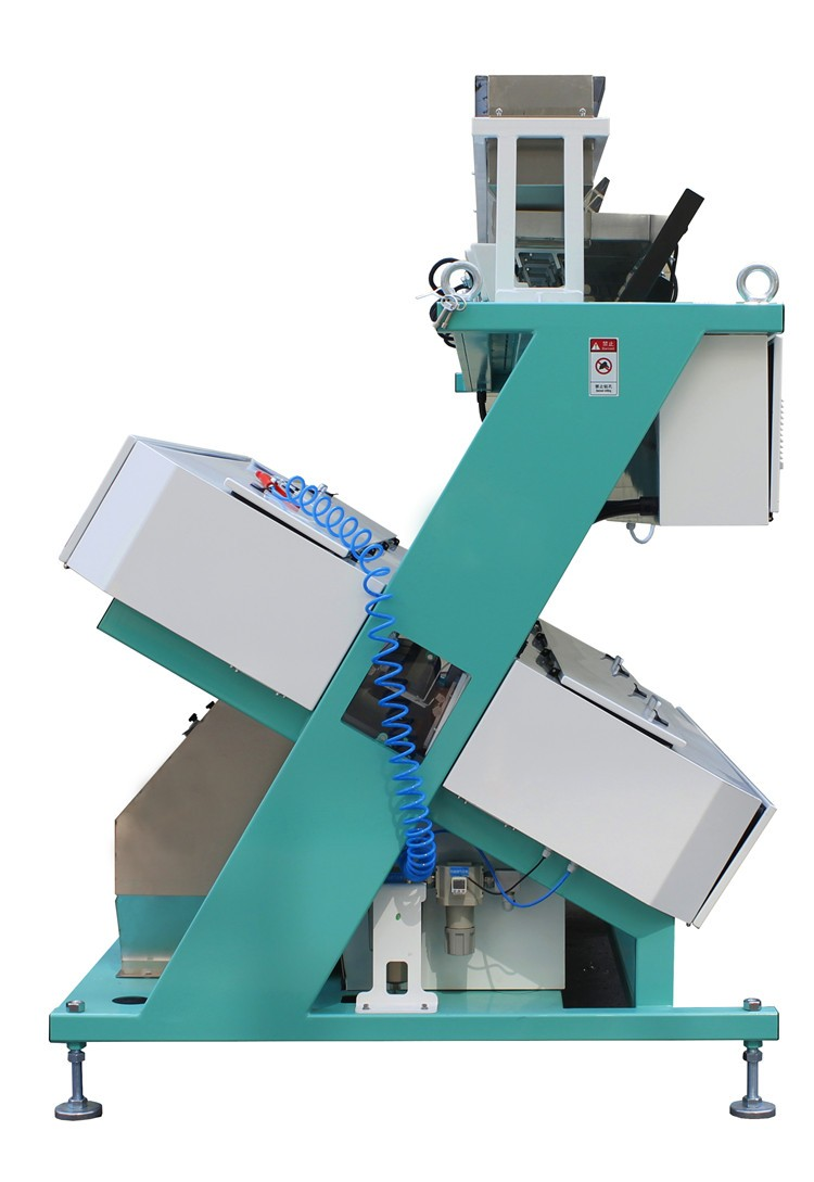 Seleccionadora electronica castanha color sorting machine for almond ,cashew nut , Brazil nut