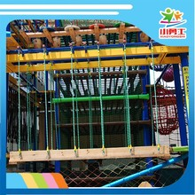 Best price shopping center playground outdoor obstacle course