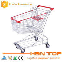 shopping cart trolley from china HAN-AS80 440